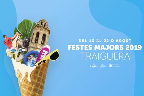 Fiesta agosto 2019 Traiguera